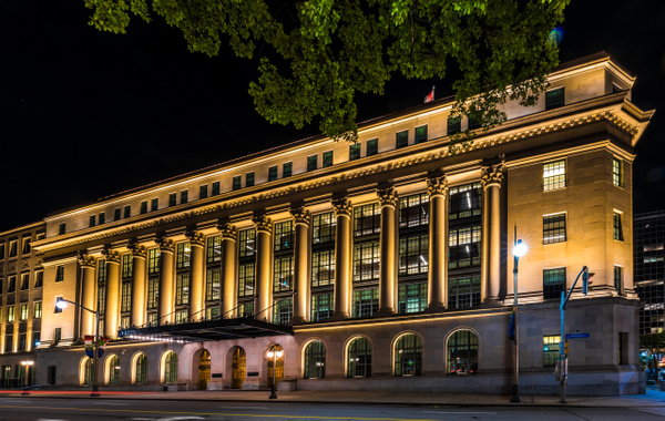 Wellington Building 1 by Luc Jean