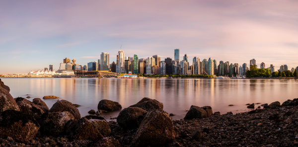 Vancouver downtown by Andreas Maier