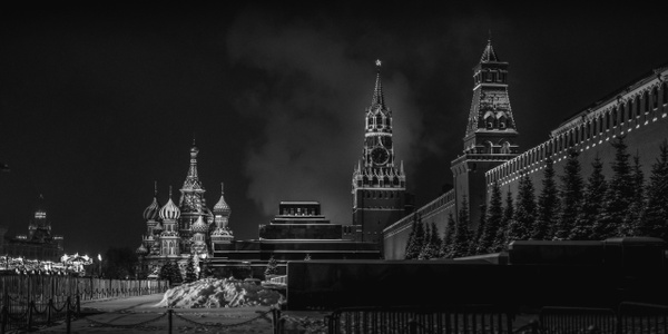 Moscow by Andreas Maier
