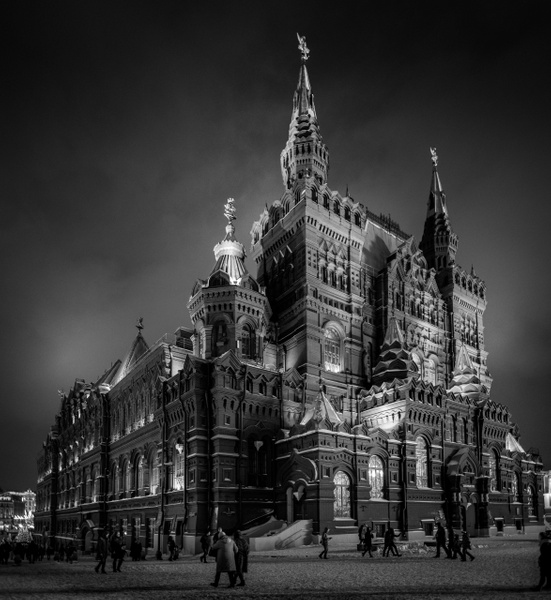 Red-square by Andreas Maier