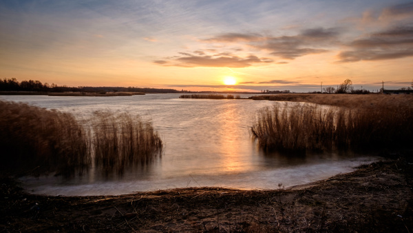 Baltic see by Andreas Maier