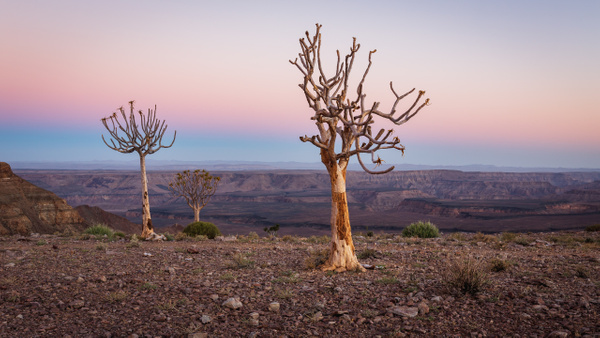 Fish River Canyon by Andreas Maier