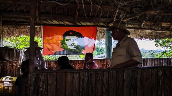 Che Guevara by Andreas Maier