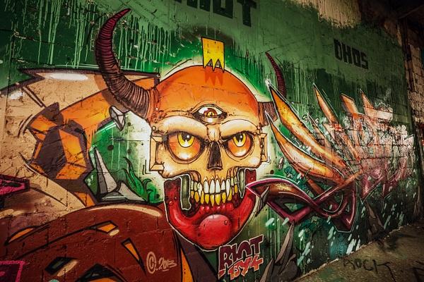 graffiti - Berlin - Andreas Maier Photography