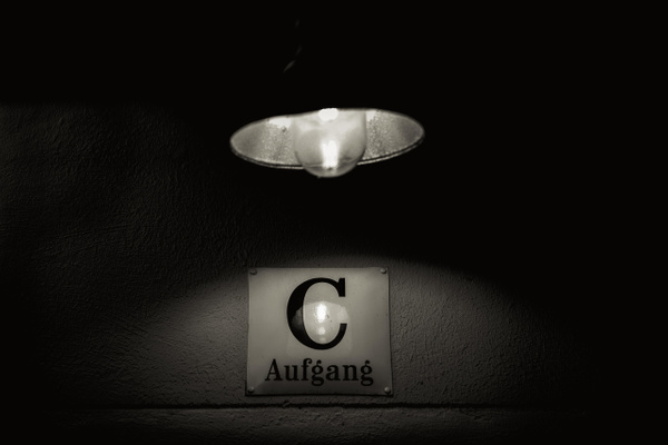 Entrance - Berlin - Andreas Maier Photography