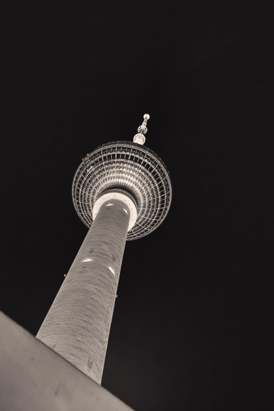 Television tower Berlin by Andreas Maier