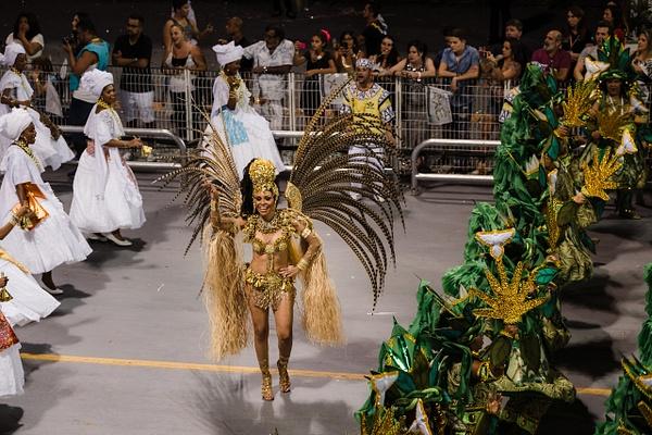 carnival sao paulo by Andreas Maier