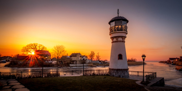 Lighthouse by Andreas Maier