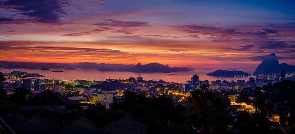 Rio de Janeiro by Andreas Maier