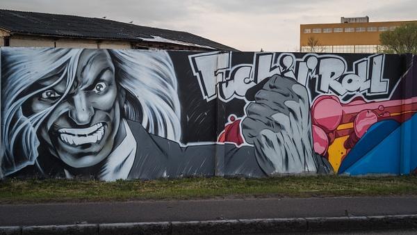 graffiti by Andreas Maier