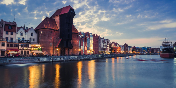 Gdańsk by Andreas Maier