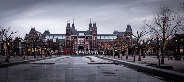Amsterdam by Andreas Maier