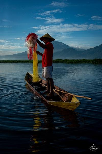 Ambarawa - Rawapening Lake - Ambarawa - Deni Koeswanto Eyes