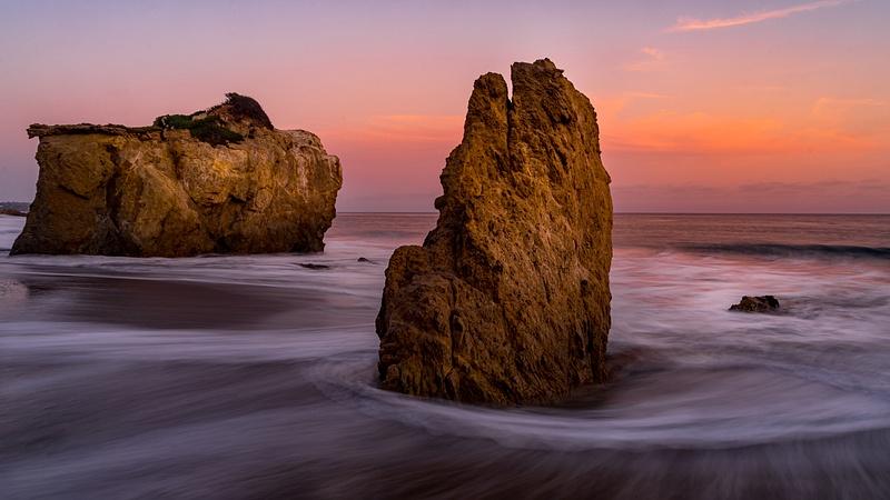 El Matador Beach 3