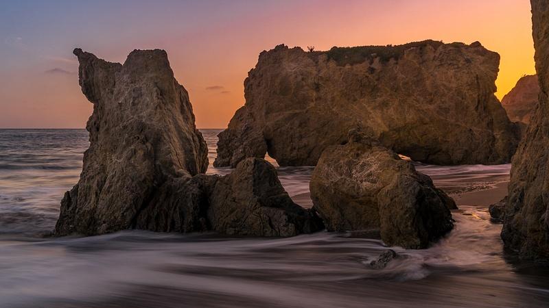 El Matador Beach - Sunset
