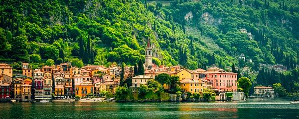 Lago di Como - Landscapes & Cityscapes - Arian Shkaki Photography