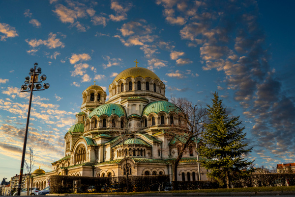 St. Alexander Nevsky Cathedral in Sofia - United Colours of Bulgaria - Arian Shkaki Photography