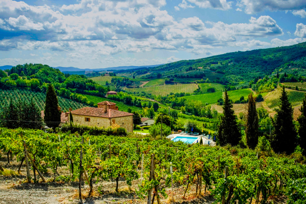 Tuscan Lanscape - Home - Arian Shkaki Photography