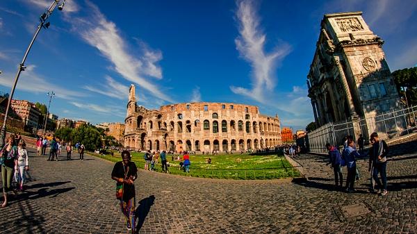 The Colosseum, Rome - Landscapes & Cityscapes - Arian Shkaki Photography