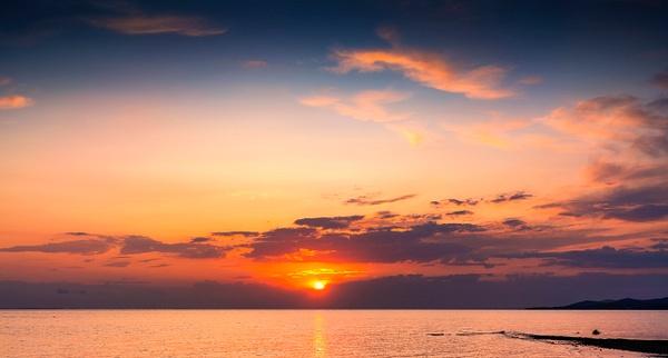 From dusk till dawn - Landscapes & Cityscapes - Arian Shkaki Photography