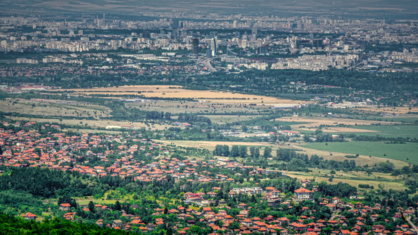 The City of Sofia - United Colours of Bulgaria - Arian Shkaki Photography