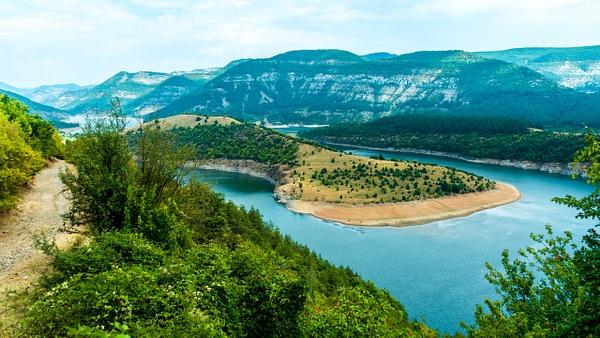 The Arda Meander - Rhodope Mountains, Bulgaria - Arian Shkaki Photography