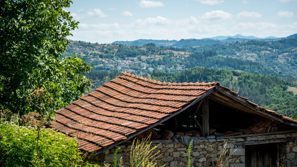 Rhodope Mountains by Arian Shkaki
