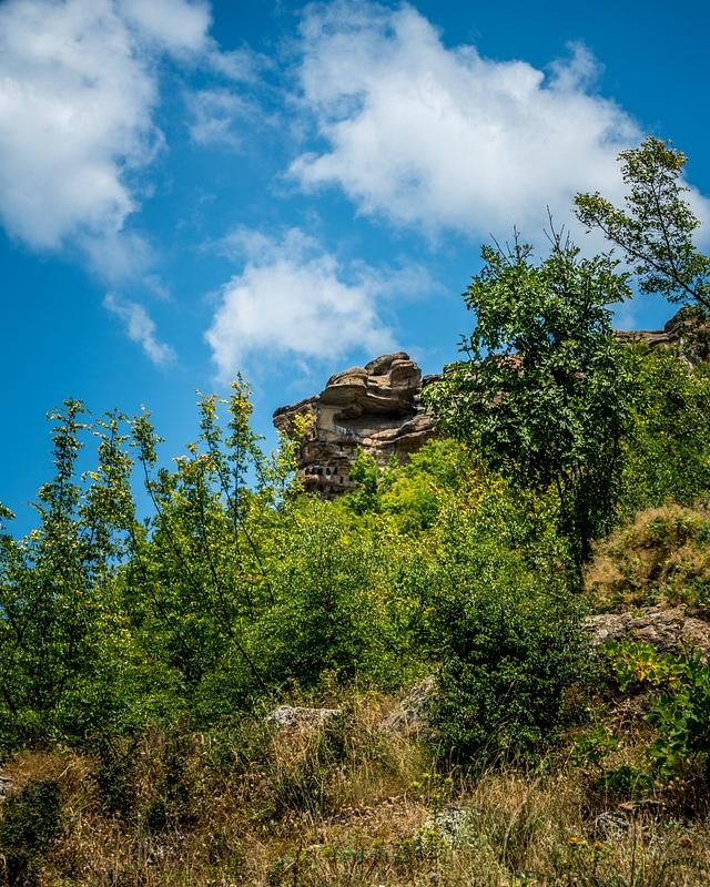 Rhodope Mountains and Chit Kaya