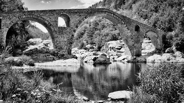Rhodope Mountains and the Devil's Bridge - Rhodope Mountains, Bulgaria - Arian Shkaki Photography