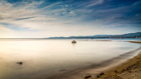 Calmness by the sea - Landscapes & Cityscapes - Arian Shkaki Photography