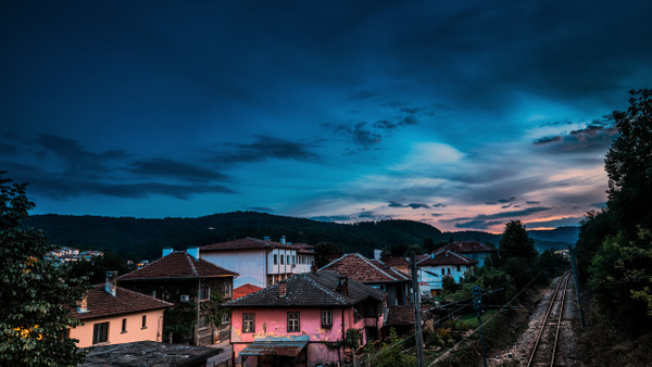 Into the blue hour - United Colours of Bulgaria - Arian Shkaki Photography
