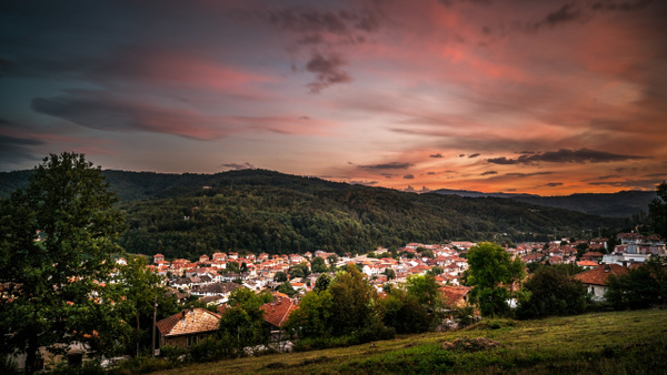 Blood Red Skies - United Colours of Bulgaria - Arian Shkaki Photography