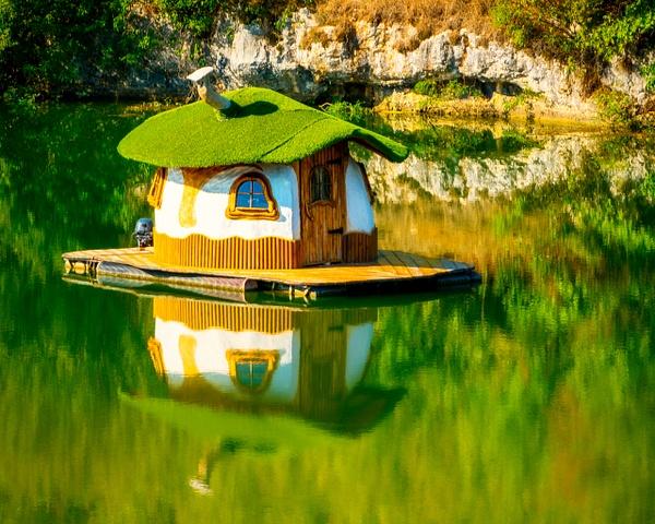 Bilbo's Floating House - United Colours of Bulgaria - Arian Shkaki Photography
