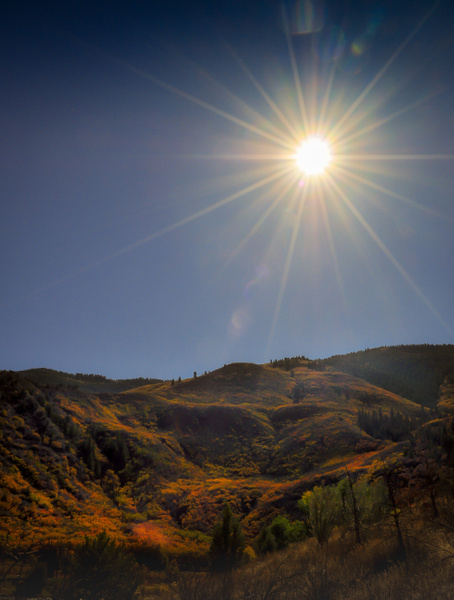Colorado Hills - Landscape Photography - Nicole Fiore Photography
