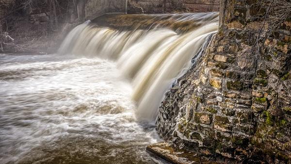 jordanmillfalls - Waterfalls - Bill Frische