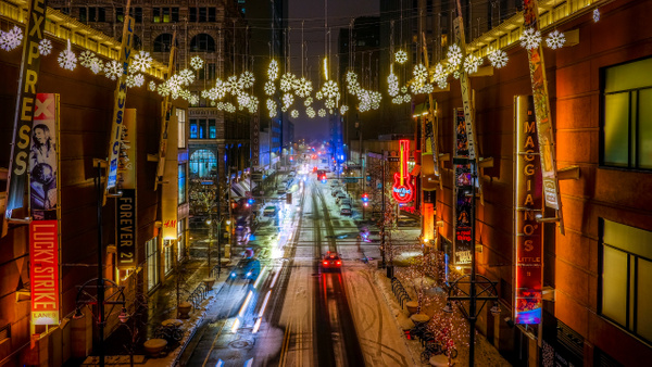 Winter in Denver - Colorado - Bill Frische Photography