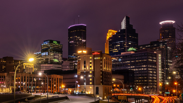 downtownminneapoilis - Minneapolis and Minnesota - Bill Frische Photography