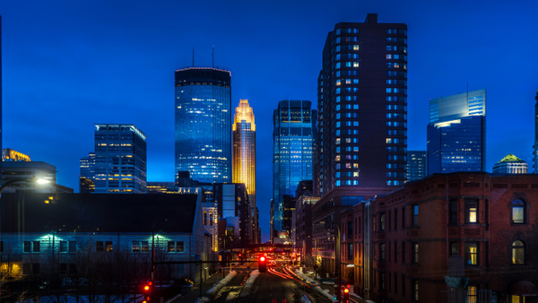 downtownminneapoilis-2 - Minneapolis and Minnesota - Bill Frische Photography