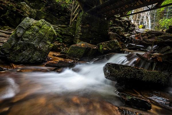mingusfalls - Waterfalls - Bill Frische Photography