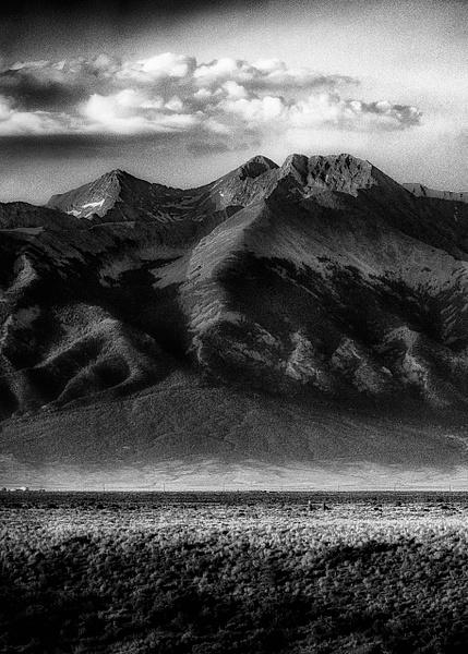 Mt. Blanca - Colorado - Bill Frische