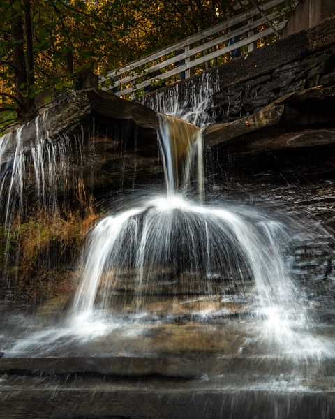 brownctywaterfall - Waterfalls - Bill Frische Photography