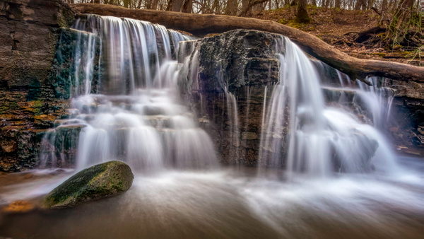 newview-caronfalls1 - Waterfalls - Bill Frische Photography