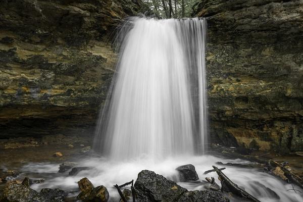 Boom Falls - Waterfalls - Bill Frische Photography