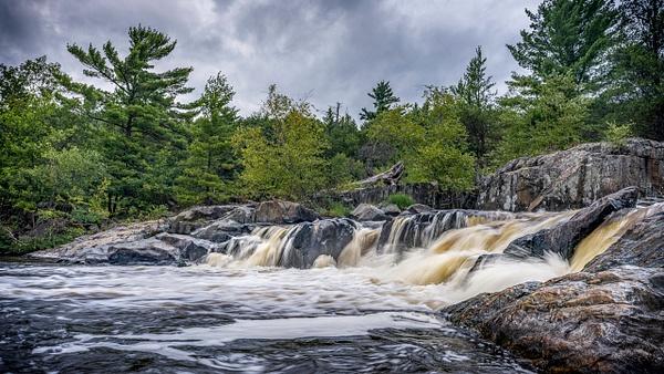 Big Falls Wisconsin - Waterfalls - Bill Frische Photography