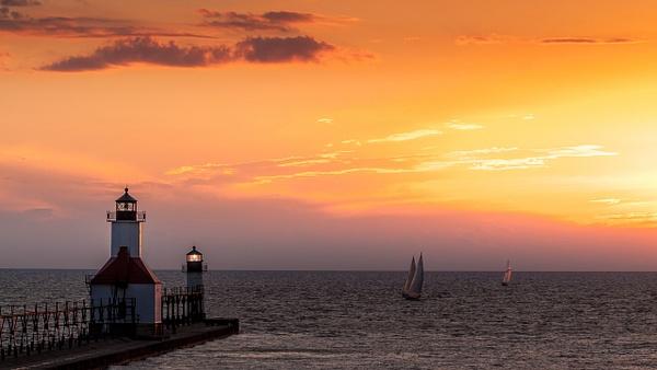 St Joseph Lighthouse - Miscellaneous  - Bill Frische Photography