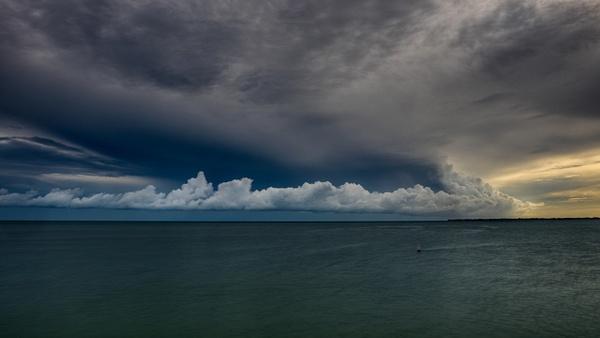 Tropical Storm - Key West, Florida - Bill Frische Photography