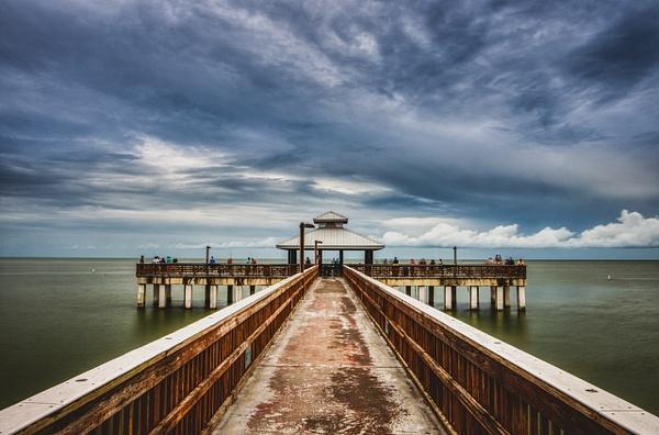 ftmyersbeachpier-1 - Key West, Florida - Bill Frische Photography
