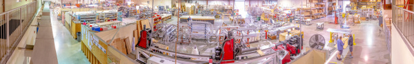 Factory  Pano - Industrial - Jim Krueger Photography
