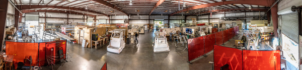 Factory Pano - Industrial - Jim Krueger Photography