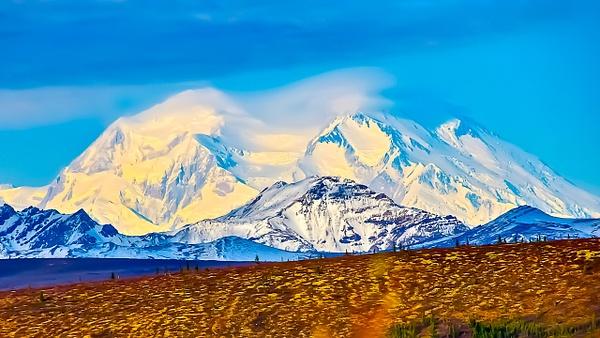 Mount McKinley, Alaska - Landscape - Jim Krueger Photography